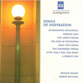 Songs Of Inspiration by Robert Boughen