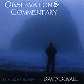 Observation & Commentary, Pt. 1: Just Sayin' by David Duvall