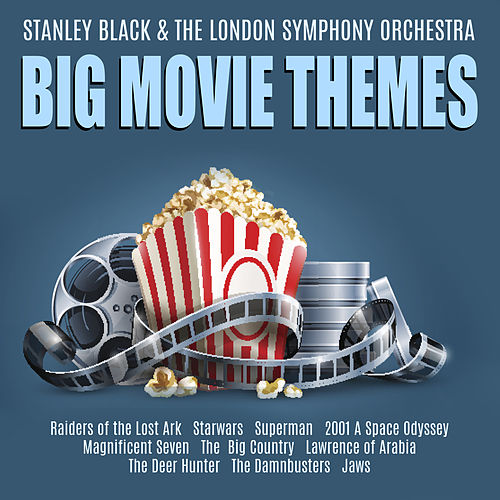 Big  Movie Themes (Original Score) by Stanley Black