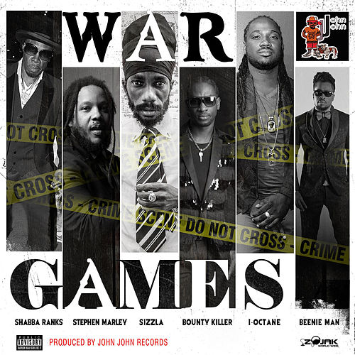 War Games (feat. Stephen Marley, Sizzla, Bounty Killer, I-Octane & Beenie Man) - Single by Shabba Ranks
