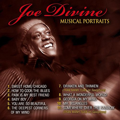Musical Portraits by Joe Divine