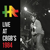 Live at CBGB's 1984 by H.R.
