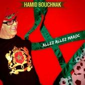 Allez Allez Maroc (Les lions de l'Atlas) by Hamid Bouchnak