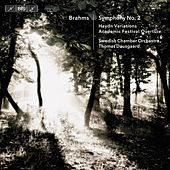 Brahms: Symphony No. 2 in D Major, Op. 73 by Swedish Chamber Orchestra