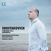 Shostakovich: Symphony No. 6 & String Quartet No. 8 (Arr. A. Stasevich for String Orchestra & Timpani) by Various Artists
