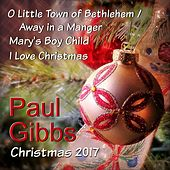 Christmas 2017 by Paul Gibbs