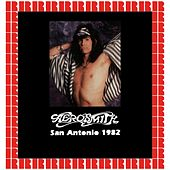 Joe Freeman Coliseum, San Antonio, Tx. December 20th, 1982 by Aerosmith