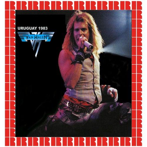 Montevideo, Uruguay, February 8th, 1983 by Van Halen