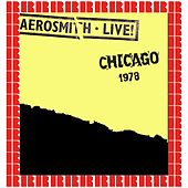Aragon Ballroom, Chicago, March 23rd, 1978 by Aerosmith
