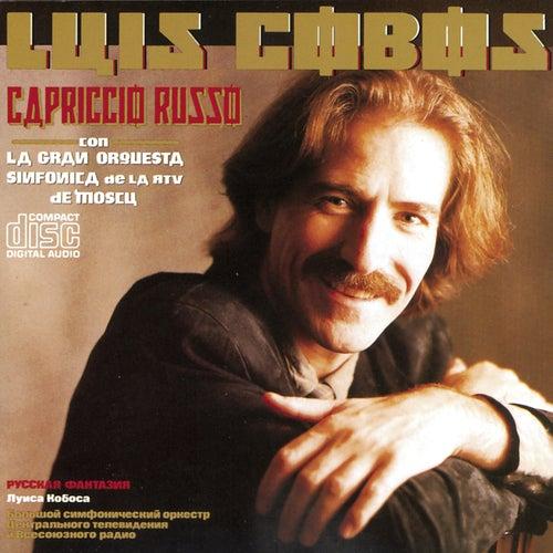 """Luis Cobos: """"Capriccio Russo (Remasterizado)"""""""