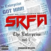 The Enterprise, Vol. 1 by Srfa