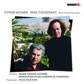 Grande fantaisie sur Zorba, une rhapsodie Grecque (World Premiere Recordings) von Cyprien Katsaris