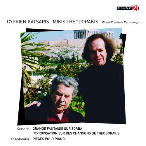 Grande fantaisie sur Zorba, une rhapsodie Grecque (World Premiere Recordings) by Cyprien Katsaris