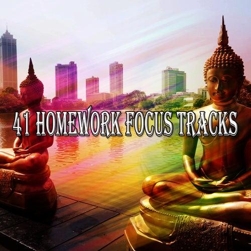 41 Homework Focus Tracks by Classical Study Music (1)