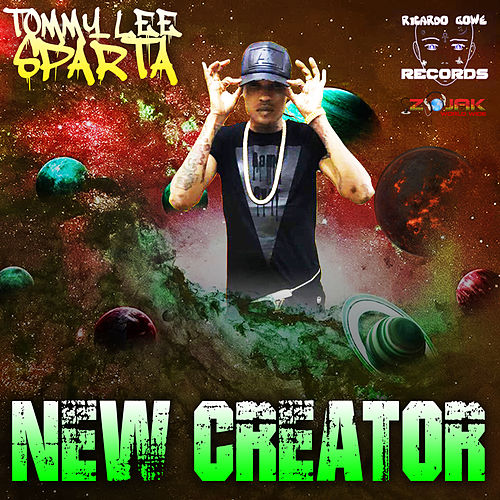 New Creator by Tommy Lee sparta