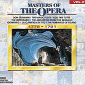 Masters Of The Opera, Vol. 2 by Various Artists