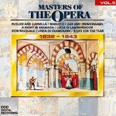 Masters Of The Opera, Vol. 5 de Various Artists
