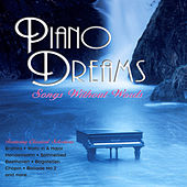 Piano Dreams: Songs Without Words by Various Artists