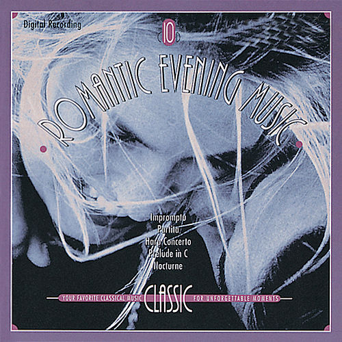 Romantic Evening Music For Harp by Various Artists