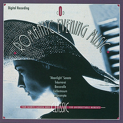 Romantic Evening Music For Piano, Vol. 1 by Various Artists