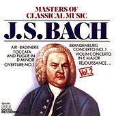 The Masters of Classical Music - Bach by Various Artists