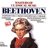The Masters of Classical Music - Beethoven by Various Artists