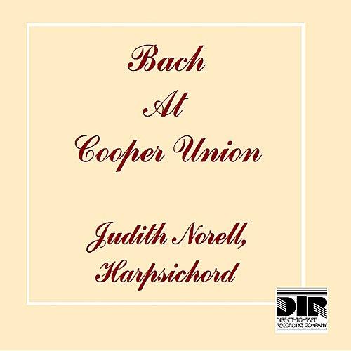 Bach at Cooper Union von Judith Norell
