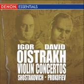 Shostakovich: Concerto for Violin & Orchestra No. 2 - Prokofiev: Concerto for Violin & Orchestra No. 1 by Various Artists