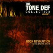 Rock Revolution: the Tone Def Collection, Vol. 1 von Various Artists