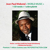 World music de Jean-paul Wabotai