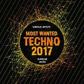 Most Wanted Techno 2017 van Various