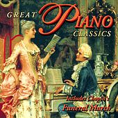 The Wonderful World of Classical Music - Great Piano Classics by Various Artists