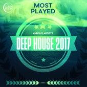 Most Played Deep House 2017 van Various