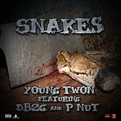 Snakes (feat. DB2G & P Nut) by Young Twon