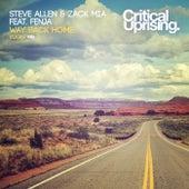 Way Back Home (feat. Fenja) by Steve Allen