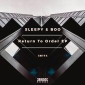Return To Order - Single von Sleepy