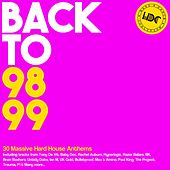 HDC present: Back To 1998 & 1999 - EP by Various Artists
