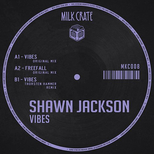 Vibes - Single by Shawn Jackson