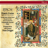 Bach, J.S.: Mass in B Minor by Frans Brüggen