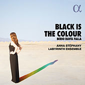 Black Is the Colour by Various Artists