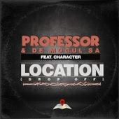 Location (Drop Off) von Professor