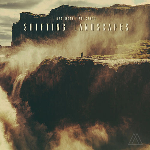 Shifting Landscapes by Red Moth