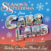 Season's Speedings from Cars Land: Holiday Songs from Mater & Luigi de Various Artists