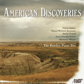 American Discoveries by Rawlins Piano Trio