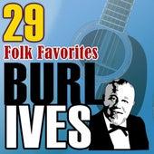 29 Folk Favorites by Burl Ives