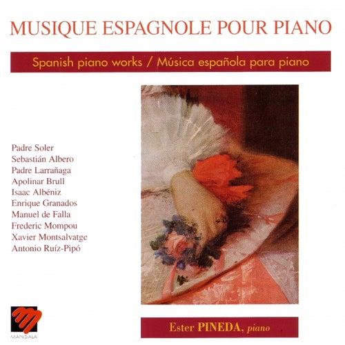 Musique espagnole pour piano by Ester Pineda