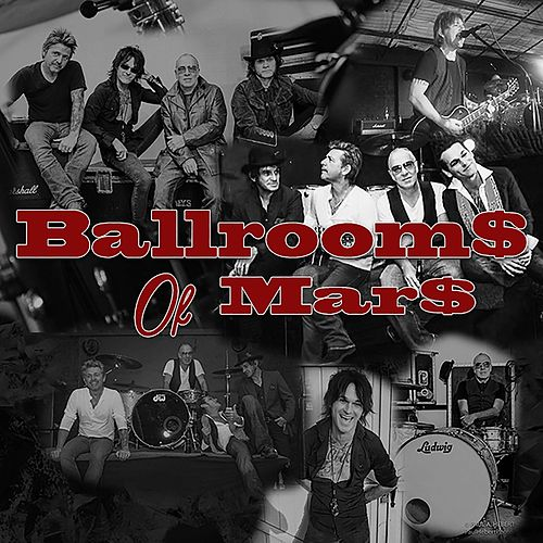 Ballrooms of Mars by Ballrooms of Mars
