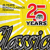 25 Years Bonzai Classics - Remixed von Various Artists