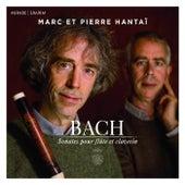 J.S. Bach: Sonates pour flûte et clavecin by Marc Hantaï and Pierre Hantaï