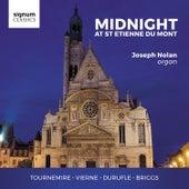 Midnight at St Etienne Du Mont by Joseph Nolan